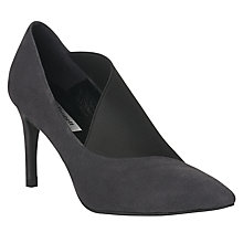 Buy L.K. Bennett Kendall Cut Away Court Shoes Online at johnlewis.com