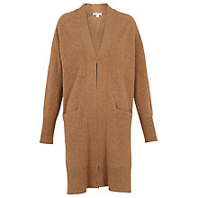 Buy Whistles Boiled Wool Cardigan Online at johnlewis.com