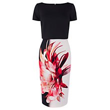 Buy Coast Clermont Print Rosie Dress, Multi Online at johnlewis.com