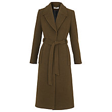Buy Whistles Evangeline Belted Coat Online at johnlewis.com