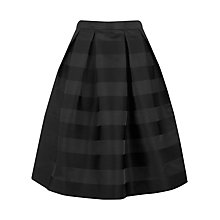 Buy Warehouse Jacquard Prom Skirt Online at johnlewis.com