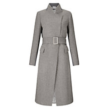 Buy Grace & Oliver Harriet Wool Tweed Coat, Grey Online at johnlewis.com