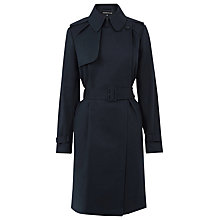 Buy Warehouse Clean Belted Trench Coat Online at johnlewis.com
