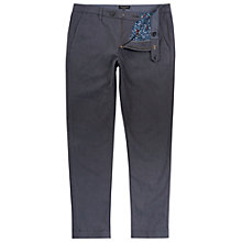 Buy Ted Baker Tommie Trousers, Charcoal Online at johnlewis.com