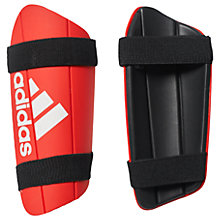 Buy Adidas Ghost Lite Shin Guards, Red Online at johnlewis.com