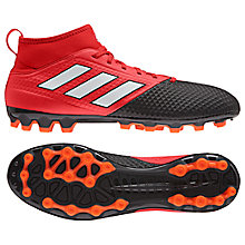 Buy Adidas Ace 17.3 Primemesh Men's Football Boots, Red/Black Online at johnlewis.com