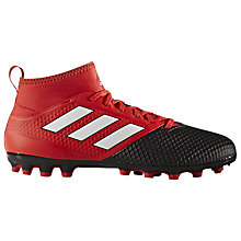 Buy Adidas Ace 17.3 Primemesh AG Men's Football Boots, Red/Black Online at johnlewis.com