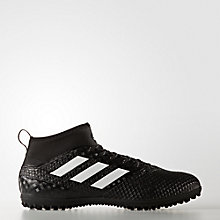Buy Adidas Ace 17.3 Primemesh AG Men's Football Boots, Black Online at johnlewis.com