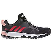 Buy Adidas Kanadia 8 Trail Women's Running Shoes, Black Online at johnlewis.com