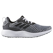 Buy Adidas Alphabounce RC Men's Running Shoes, Dark Grey Heather Online at johnlewis.com