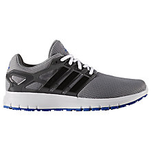 Buy Adidas Energy Cloud WTC Men's Running Shoes, Grey Online at johnlewis.com