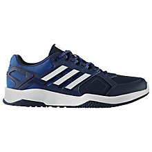 Buy Adidas Duramo 8 Men's Cross Trainers, Navy Online at johnlewis.com