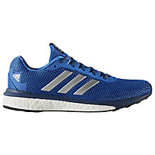 Buy Adidas Vengeful Men's Running Shoes, Navy Online at johnlewis.com