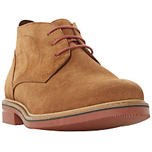 Buy Dune Clay Chukka Boots Online at johnlewis.com