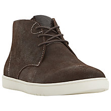 Buy Dune Shoreditch High Top Trainers Online at johnlewis.com