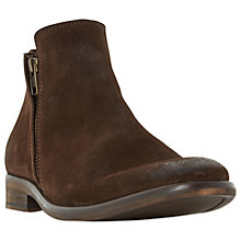 Buy Bertie Collie Double Zip Boots Online at johnlewis.com