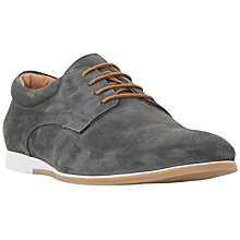 Buy Dune Bourne Gibson Wedge, Grey Online at johnlewis.com