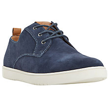 Buy Dune Trucker Trainer, Navy Online at johnlewis.com