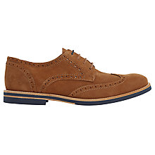 Buy Dune Benito Brogues Online at johnlewis.com