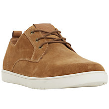 Buy Dune Trucker Trainer, Tan Online at johnlewis.com