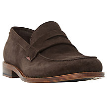 Buy Dune Bucking Penny Loafers Online at johnlewis.com
