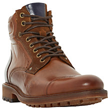 Buy Bertie Clef Lace-Up Boots Online at johnlewis.com