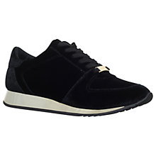 Buy Carvela Languid Lace Up Trainers Online at johnlewis.com