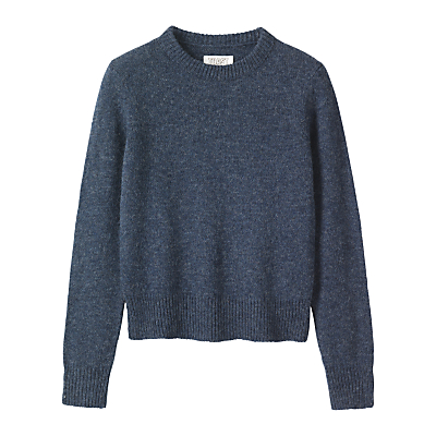 Men's Vintage Style Sweaters – 1920s to 1960s Toast Shetland Neat Wool Jumper £89.00 AT vintagedancer.com