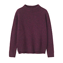 Buy Toast Donegal Merino Wool Jumper Online at johnlewis.com