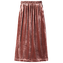 Buy Toast Silk Velvet Skirt Online at johnlewis.com