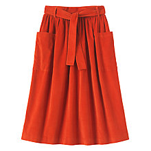 Buy Toast Needlecord Skirt Online at johnlewis.com