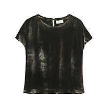 Buy Toast Silk Velvet T-Shirt Online at johnlewis.com