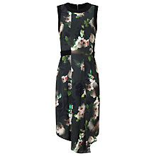 Buy Phase Eight Alinda Dress, Black Online at johnlewis.com
