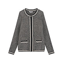 Buy Gerard Darel Roman Cardigan, Black Online at johnlewis.com