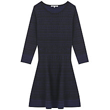Buy Gerard Darel Rita Dress, Blue Online at johnlewis.com