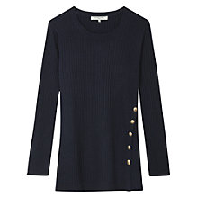 Buy Gerard Darel Berkeley Jumper, Navy Online at johnlewis.com