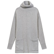 Buy Gerard Darel Hampton Jumper, Light Grey Online at johnlewis.com