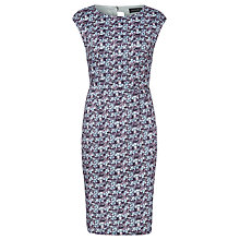 Buy Sugarhill Boutique Floral Celia Shift Dress, Blue Grey Online at johnlewis.com