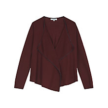 Buy Gerard Darel Bricklane Jumper, Dark Red Online at johnlewis.com