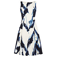 Buy Coast Kashmir Print Daneen Dress, Multi Online at johnlewis.com