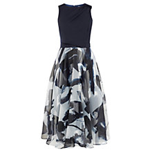 Buy Coast Kashmir Print Handan Dress, Multi Online at johnlewis.com