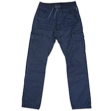 Buy Polarn O. Pyret Boys' Cargo Trousers Online at johnlewis.com