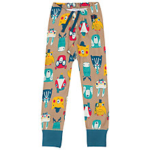 Buy Polarn O. Pyret Boys' Woodland Leggings, Brown Online at johnlewis.com