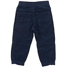 Buy Polarn O. Pyret Baby Corduroy Trousers Online at johnlewis.com