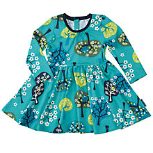 Buy Polarn O. Pyret Baby Woodland Dress Online at johnlewis.com