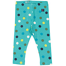 Buy Polarn O. Pyret Baby Polka Dot Leggings Online at johnlewis.com