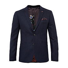 Buy Ted Baker Austin Blazer, Navy Online at johnlewis.com