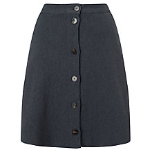 Buy Harris Wilson Viveka Skirt, Marine Online at johnlewis.com