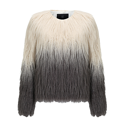 Unreal Fur Pastorale Ombre Jacket