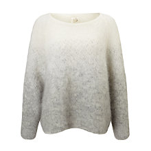 Buy Des Petits Hauts Alienor Dip Dye Jumper Online at johnlewis.com